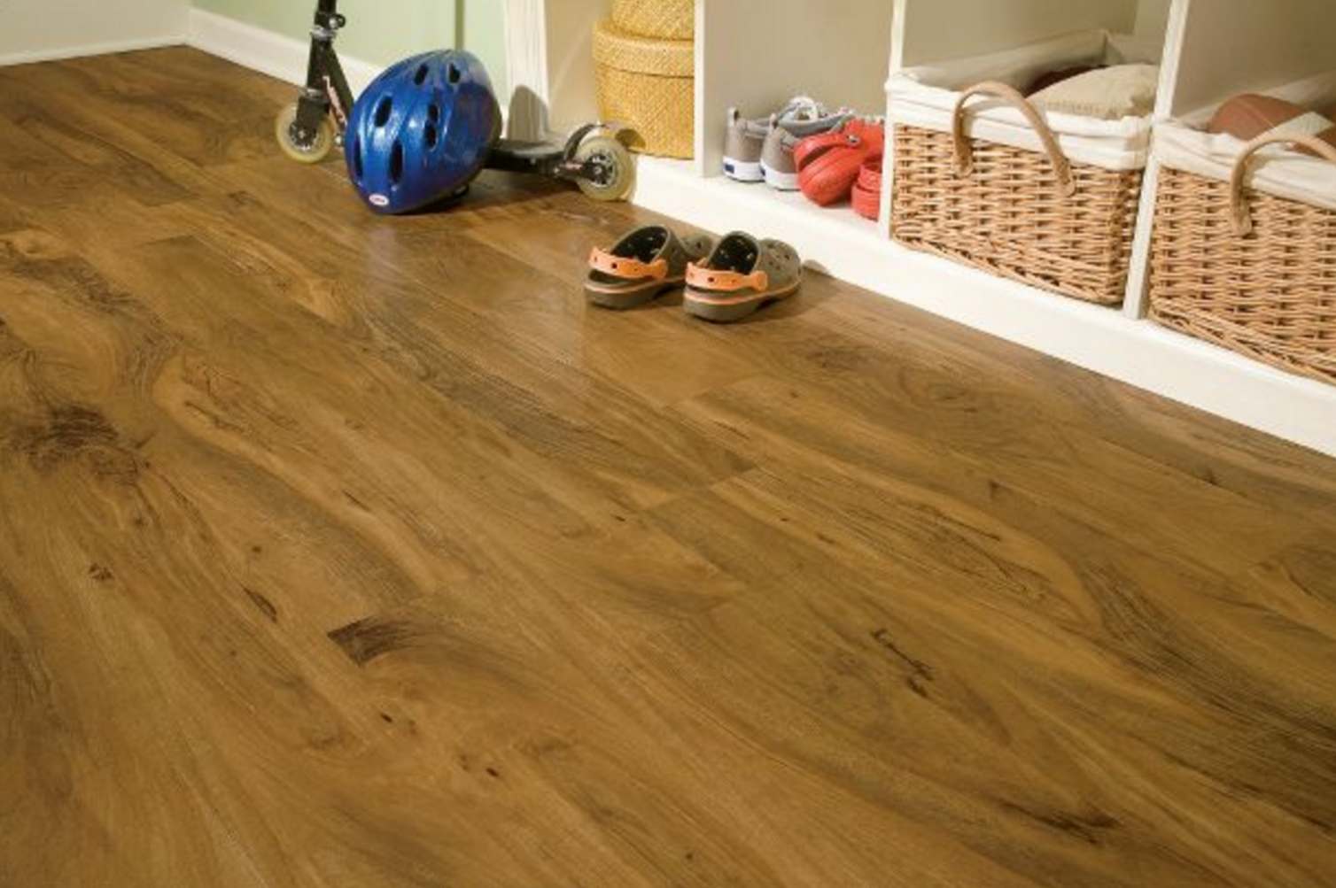 Armstrong Luxe Plank Flooring